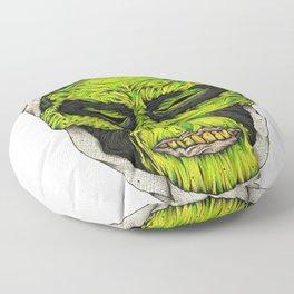 Mummy Head Floor Pillow