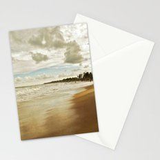 then comes the sun Stationery Cards
