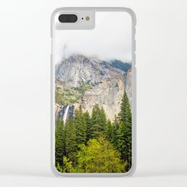 Bond With Nature Clear iPhone Case