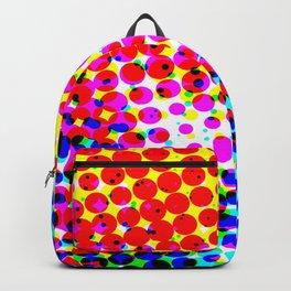 Colourful Circle Circus Backpack