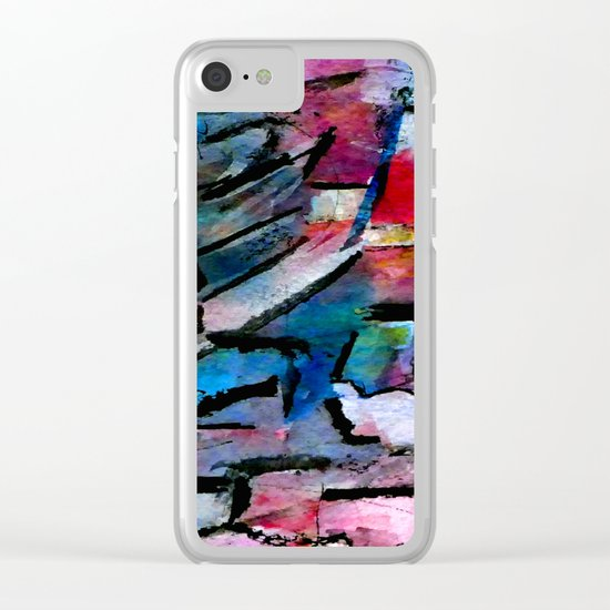 culture landscape Clear iPhone Case