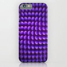 Purple Warp Illusion Slim Case iPhone 6s