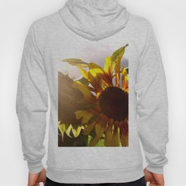 salute to the Sun as a sunflower Hoody
