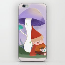 Jimin is a little gnome | BTS PRINT iPhone Skin