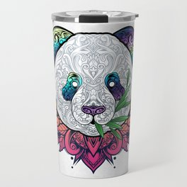 Hello Panda Travel Mug