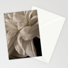 Delicate White Stationery Cards