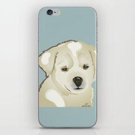 Puppy of Mine iPhone Skin