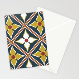 Bus Station Stationery Cards