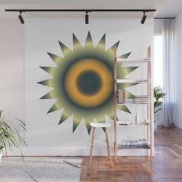 Flower print in beautiful design Fashion Modern Style Wall Mural