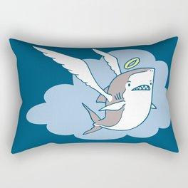 Shark Angel Rectangular Pillow