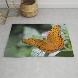 The Cruiser Butterfly Rug