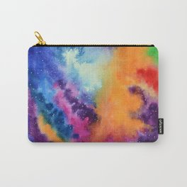 Galaxy lights, colours of Sky Carry-All Pouch