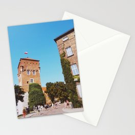 Summer in Krakow Stationery Cards