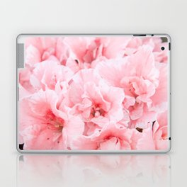 Pink Azalea Flower Dream #2 #floral #decor #art #society6 Laptop & iPad Skin