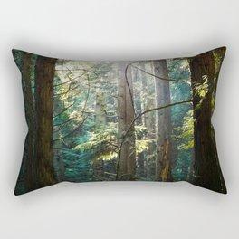 Luminosity Rectangular Pillow