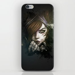 League of Legends XAYAH iPhone Skin