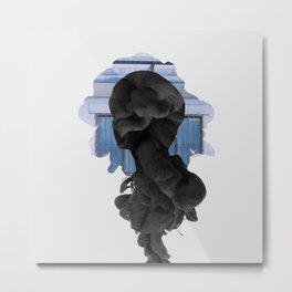 SVT - Joshua Smoke Effect Metal Print
