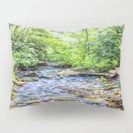 Summer In Virginia Pillow Sham