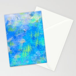 A state of calm Stationery Cards