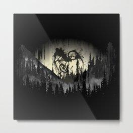 Ride Metal Print