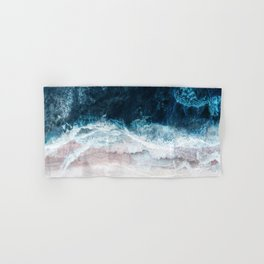 Blue Sea II Hand & Bath Towel