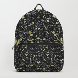 Charcoal Strawberry Backpack