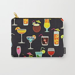 It's 5 O'Clock Somewhere Cocktails Carry-All Pouch