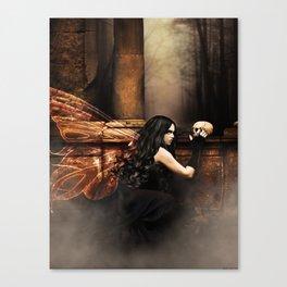 Yorick's Fairy  Canvas Print