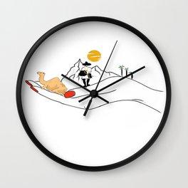 My Morocco Wall Clock