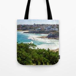 Sydney Coastline Tote Bag