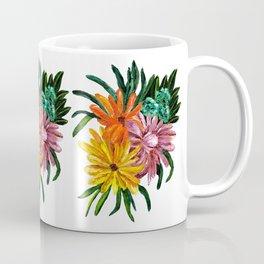 Colorful Daisies Coffee Mug