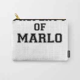 Property of MARLO Carry-All Pouch