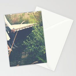 Married Couple on Honey Moon Stationery Cards