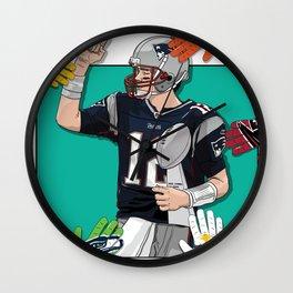 2017 Season Kickoff Wall Clock