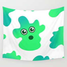 Scary Jelly Wall Tapestry