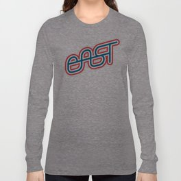 East Coast Long Sleeve T-shirt