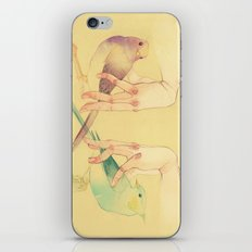 Distance. iPhone Skin