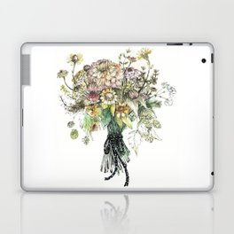 Hoppy Bouquet Laptop & iPad Skin