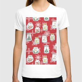 Christmas Jars T-shirt