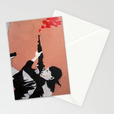 I LOVE YOUR GUN Stationery Cards