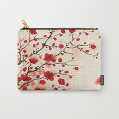 Oriental plum blossom in spring 006 Carry-All Pouch