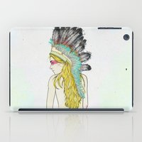 hunting iPad Cases featuring Hunting // by Lukka