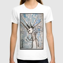 Punky the Snowman T-shirt