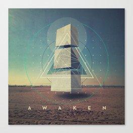Awaken V01 Canvas Print
