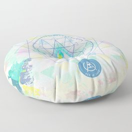 Opal Floor Pillow