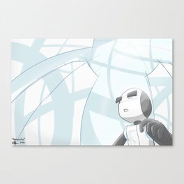Networks Canvas Print