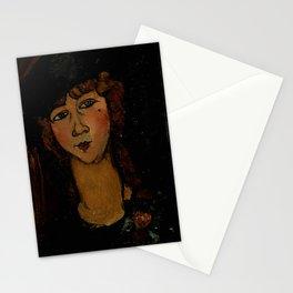 "Amedeo Modigliani ""Lolotte"" Stationery Cards"