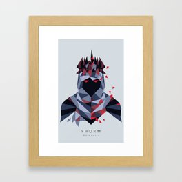 Yhorm Framed Art Print