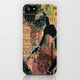 """Gloria J Zucaro's """"Multi One"""" iPhone Case"""