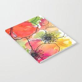 poppies = summer  Notebook